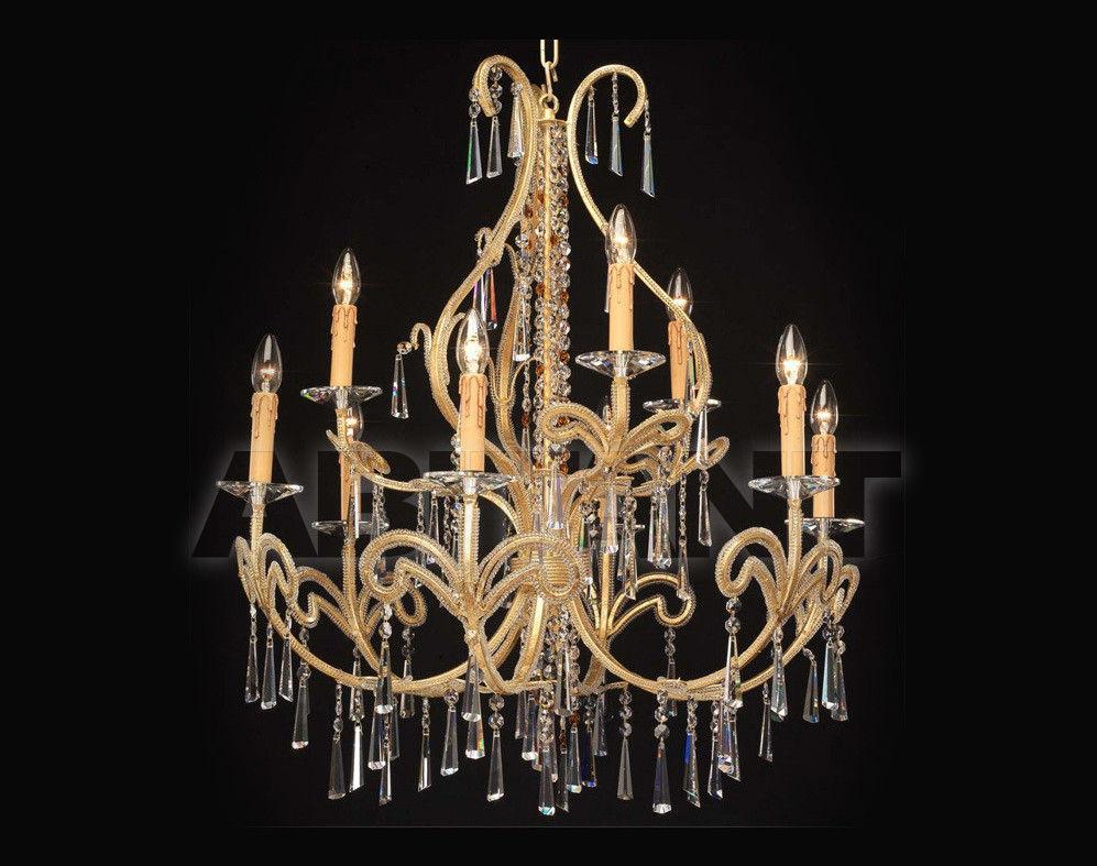 Купить Люстра Badari Lighting Candeliers With Crystals B4-53/9