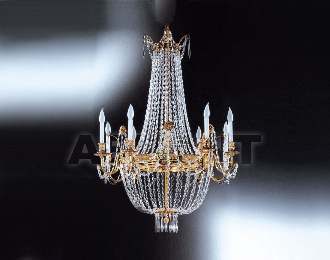 Купить Люстра Badari Lighting Candeliers With Crystals B4-715/8