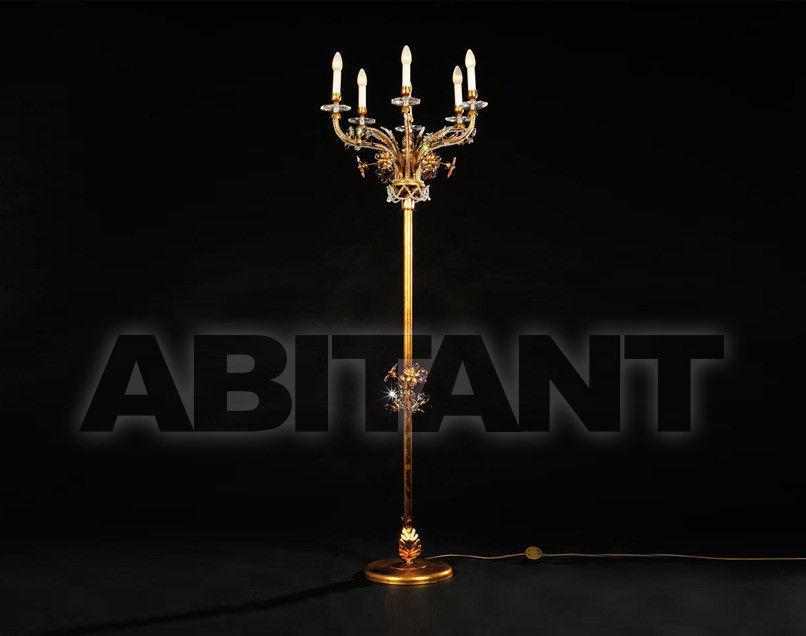 Купить Лампа напольная Nuova Montart Chandeliers 1302/6P