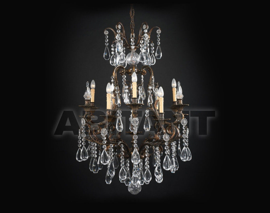 Купить Люстра Badari Lighting Candeliers With Crystals B4-42/9