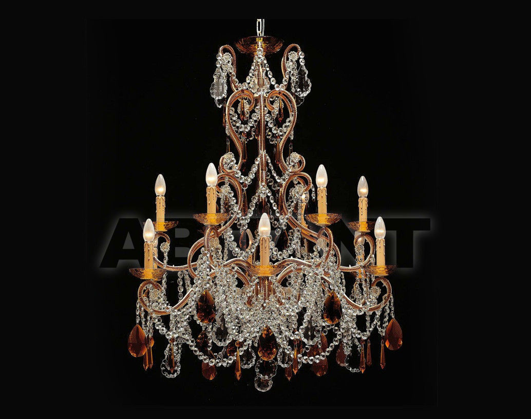 Купить Люстра Badari Lighting Candeliers With Crystals B4-67/12