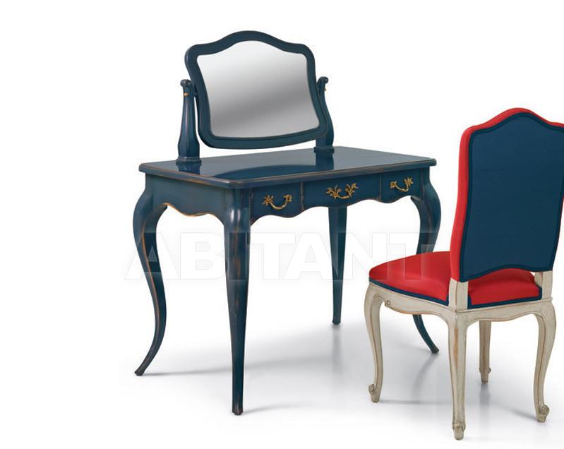 Купить Столик туалетный Salda Arredamenti Sr Blu 8605