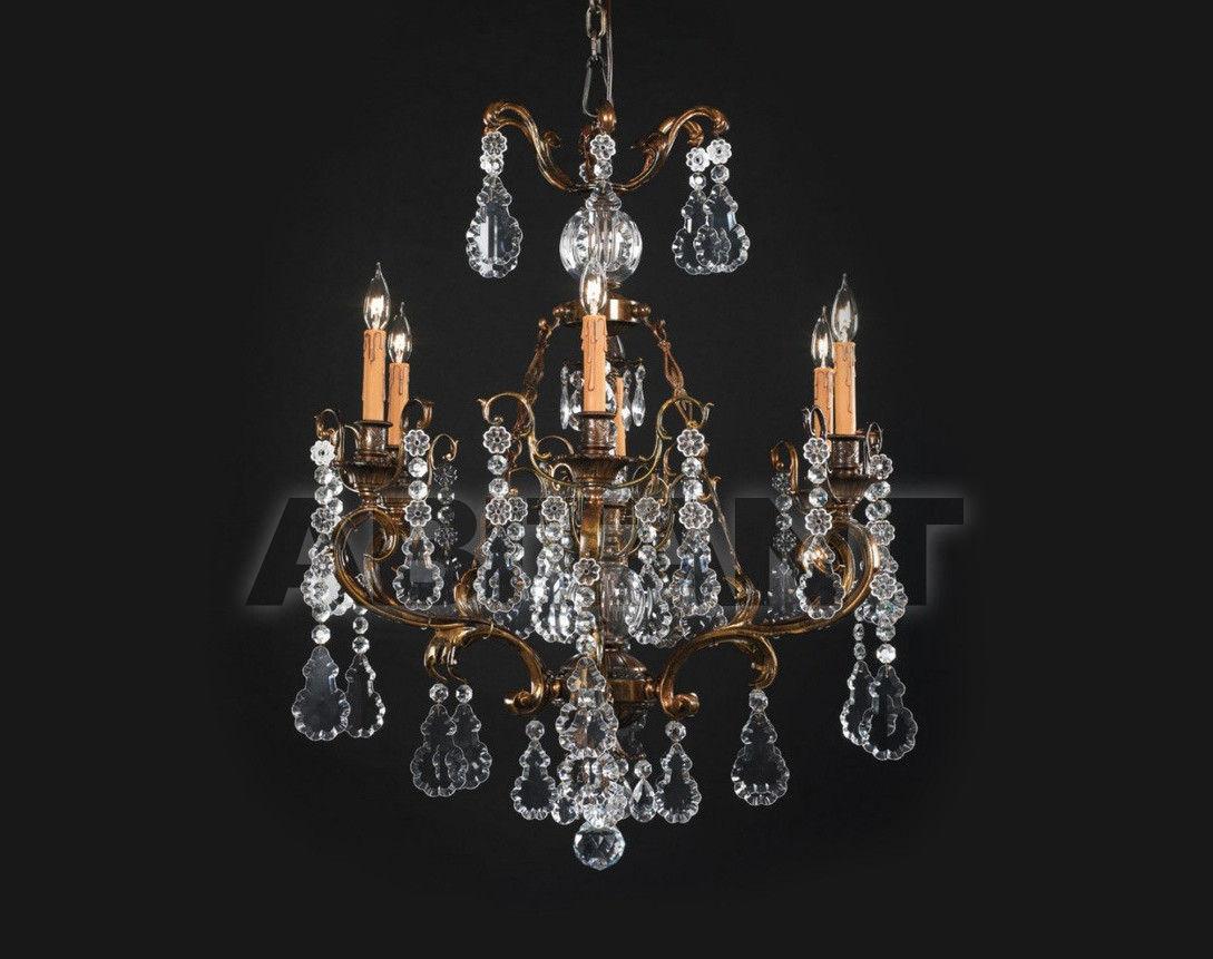 Купить Люстра Badari Lighting Candeliers With Crystals B4-442/6