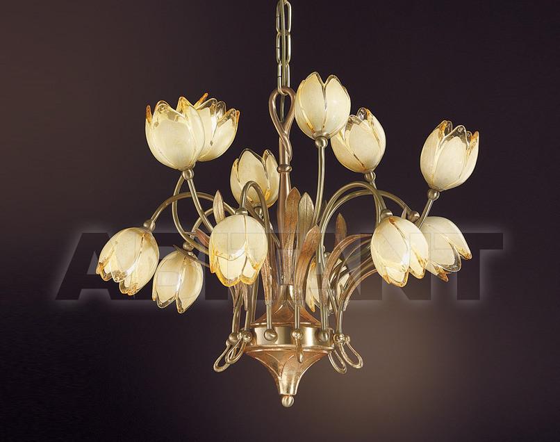 Купить Люстра Possoni Illuminazione Floreale 319/6+6