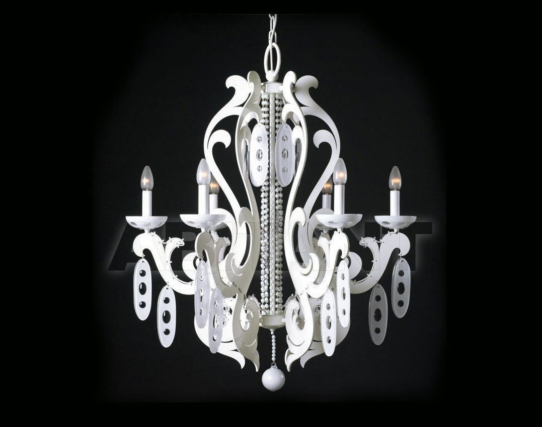 Купить Люстра Badari Lighting Candeliers With Crystals B4-30006/WD
