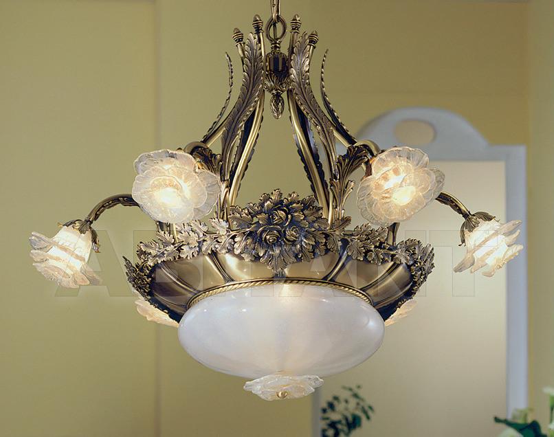 Купить Люстра Possoni Illuminazione Floreale 700/6+2