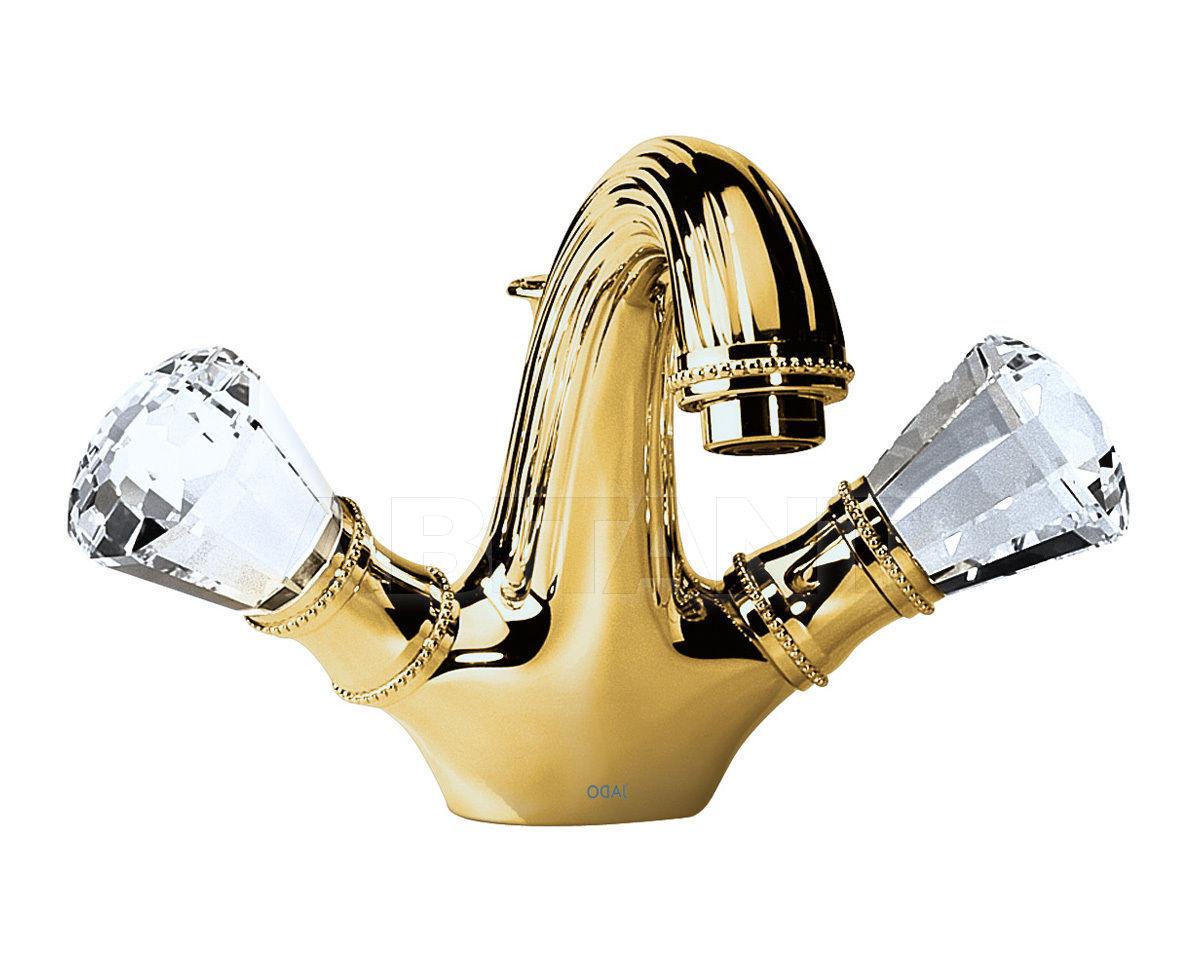 Купить Смеситель для раковины Jado Perlrand Cristal H3170A4