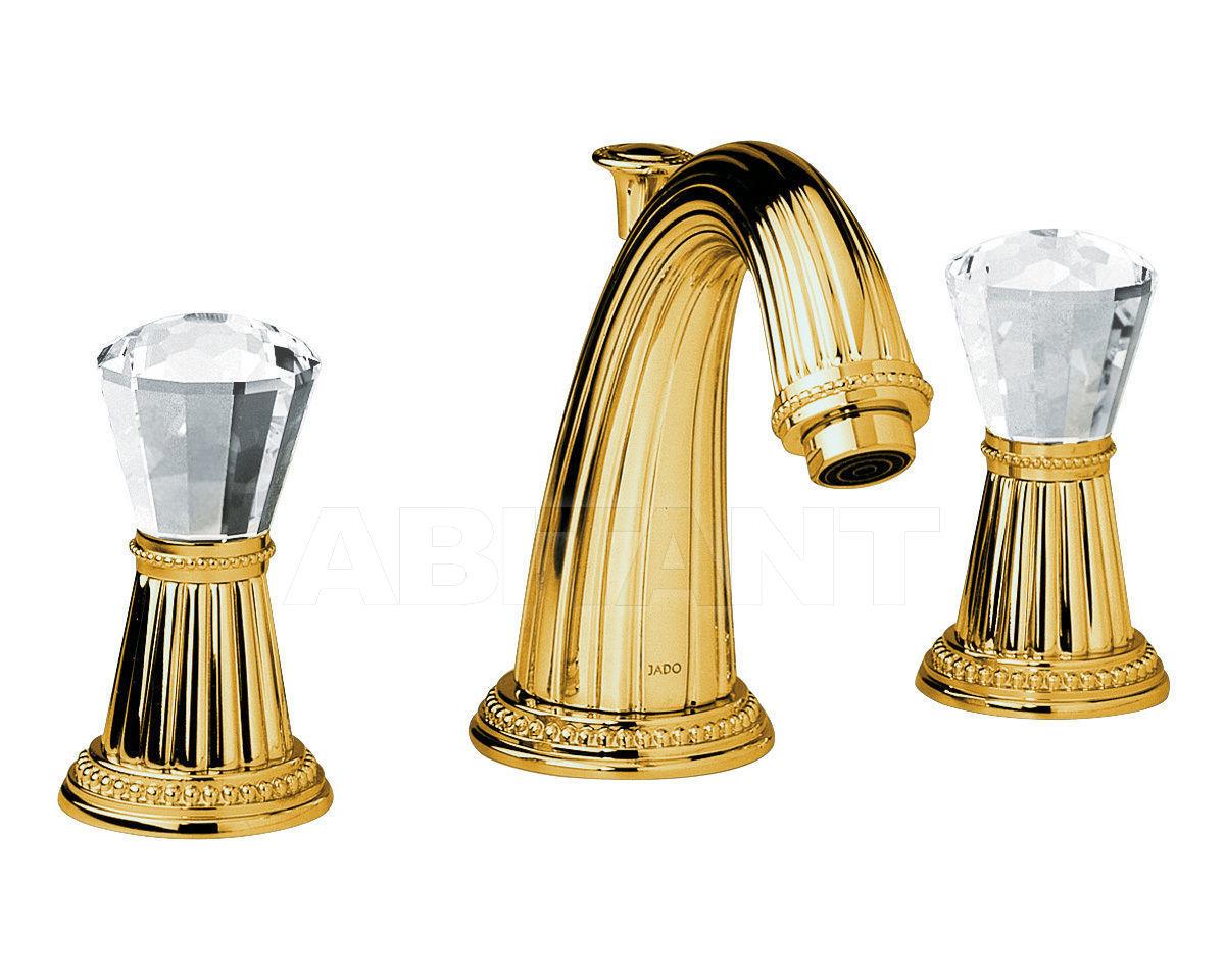 Купить Смеситель для раковины Jado Perlrand Cristal H3169A4