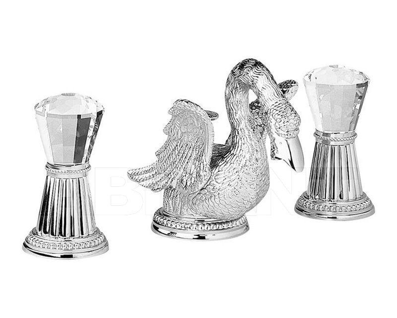 Купить Смеситель для раковины Jado Perlrand Cristal H3978A4