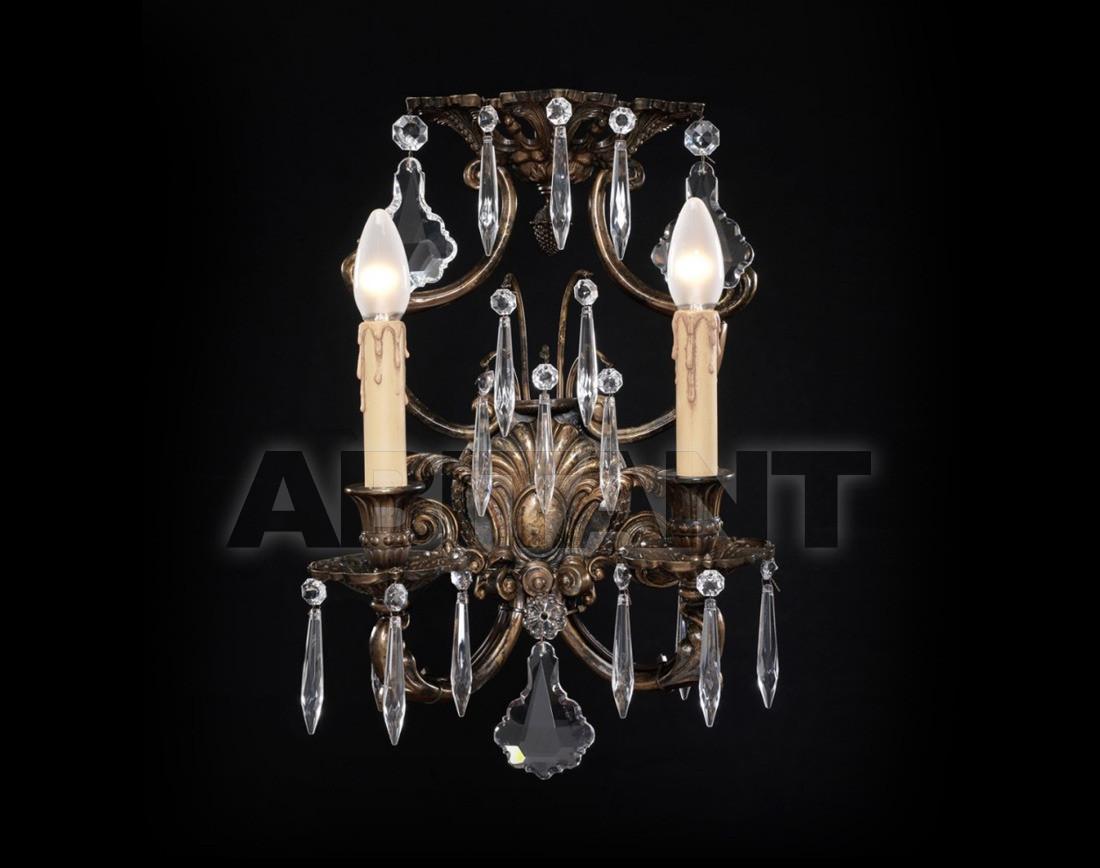 Купить Светильник настенный Badari Lighting Wall Lamps With Crystals A8-417/2