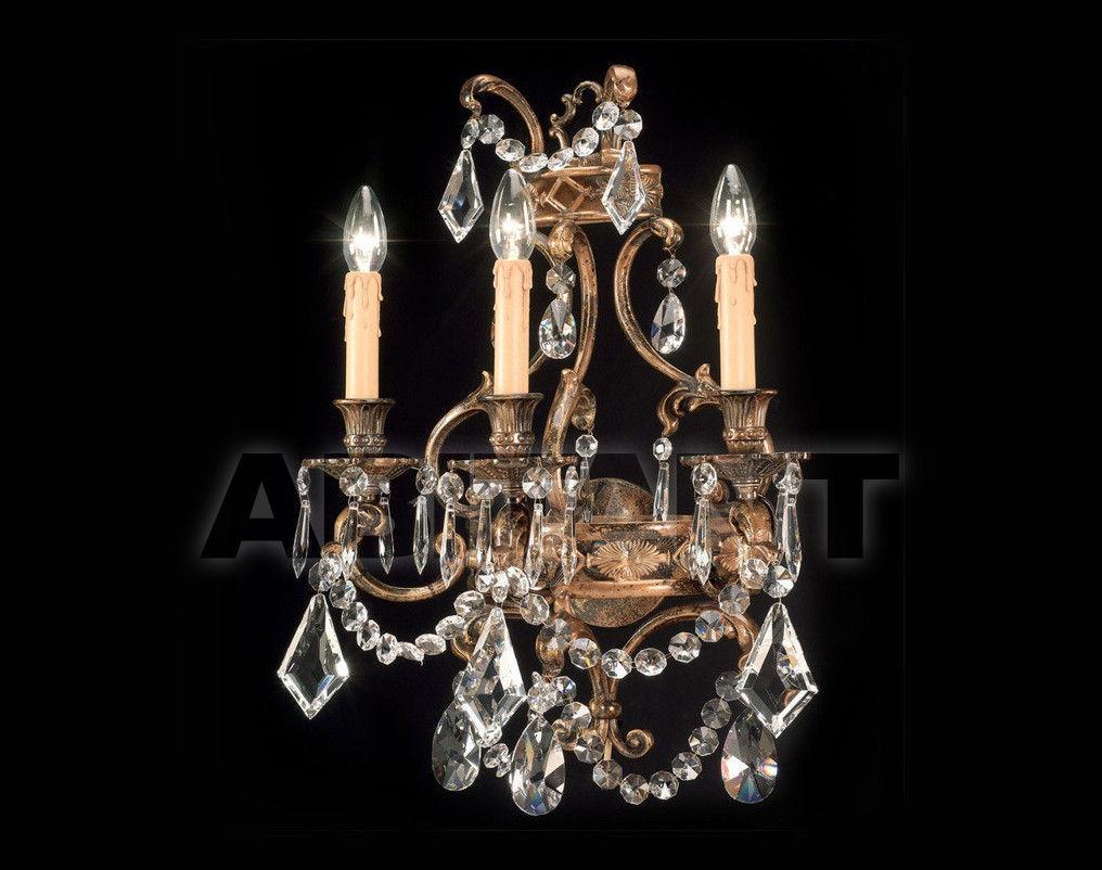 Купить Светильник настенный Badari Lighting Wall Lamps With Crystals A8-441/3