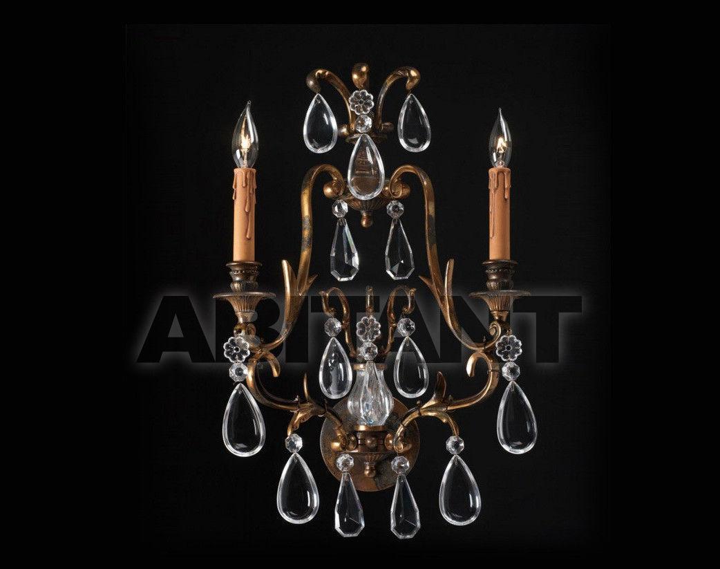 Купить Светильник настенный Badari Lighting Wall Lamps With Crystals A8-42/2