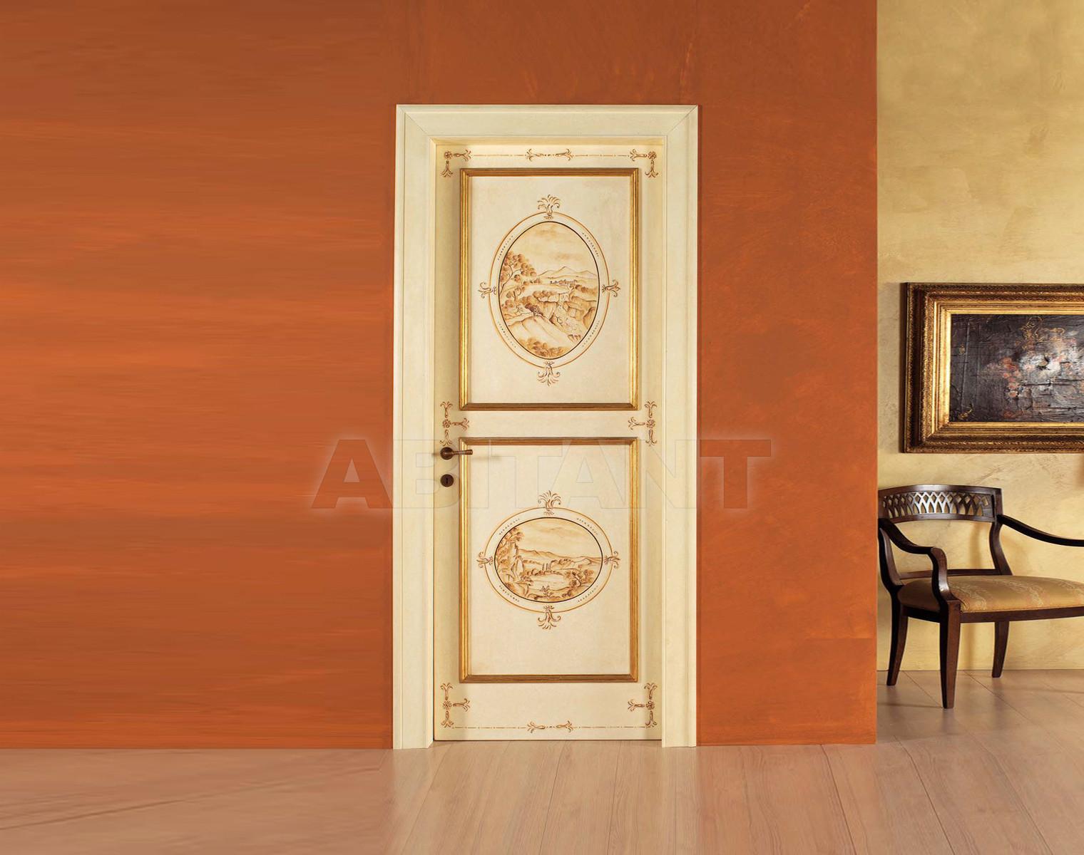 Купить Дверь деревянная Tiferno Mobili Dinasie D1COP09/DEC-F1 pag. = 9