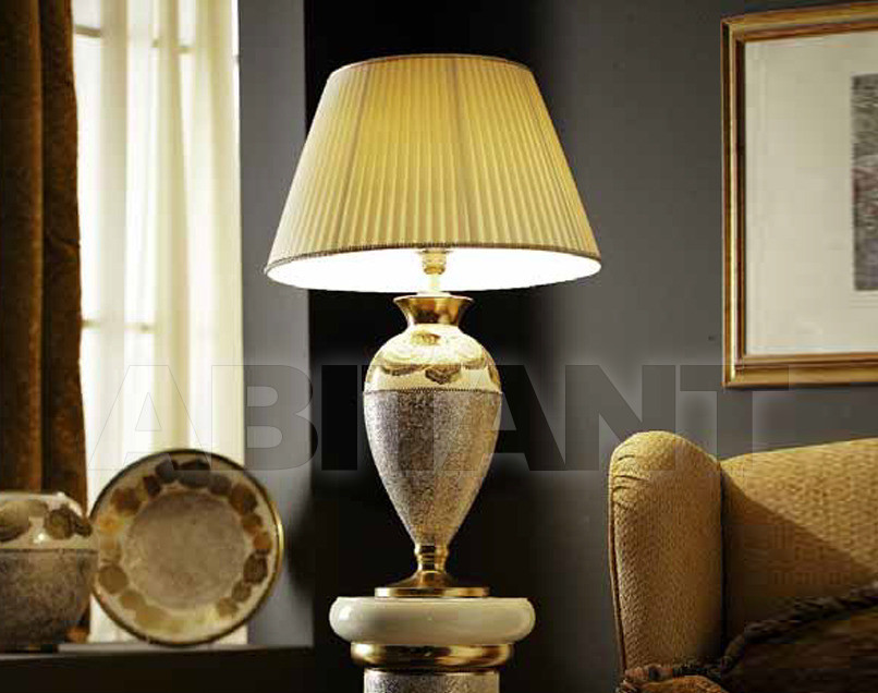 Купить Лампа настольная Sarri Luxury 96258G M51