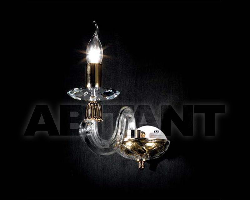 Купить Бра Ciciriello Lampadari s.r.l. Lighting Collection 1306 applique 1 luce
