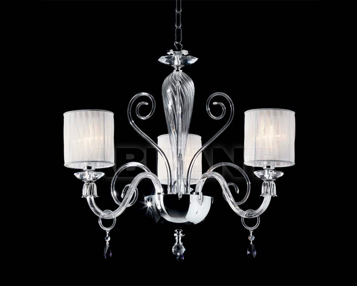 Купить Люстра Ciciriello Lampadari s.r.l. Lighting Collection LUCY lampadario 3 luci