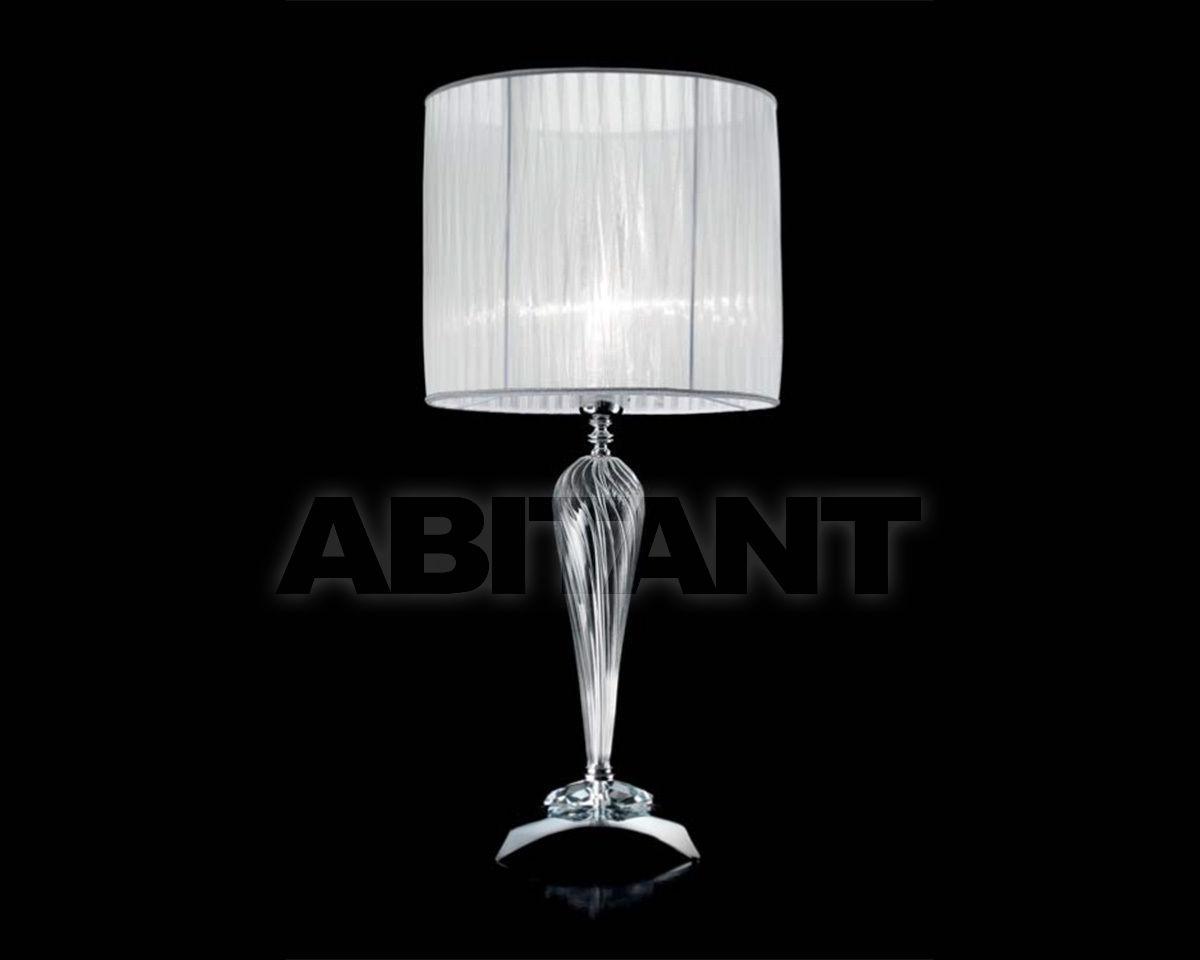Купить Лампа настольная Ciciriello Lampadari s.r.l. Lighting Collection LUCY lume grande