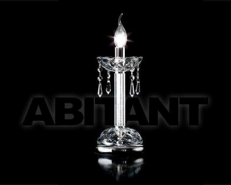 Купить Лампа настольная Ciciriello Lampadari s.r.l. Lighting Collection CARMEN lumetto