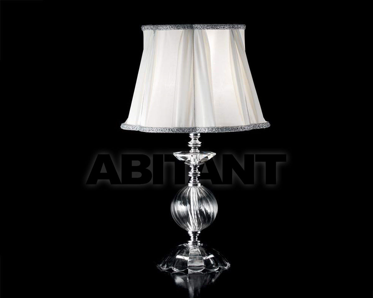 Купить Лампа настольная Ciciriello Lampadari s.r.l. Lighting Collection VERA lume piccolo