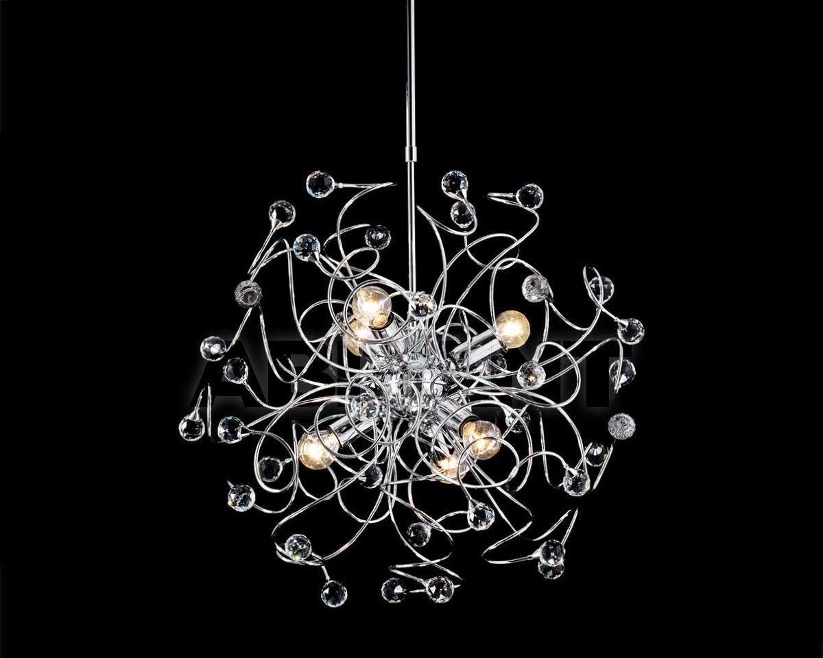 Купить Люстра Ciciriello Lampadari s.r.l. Lighting Collection PALLA cromo lampadario 6 luci