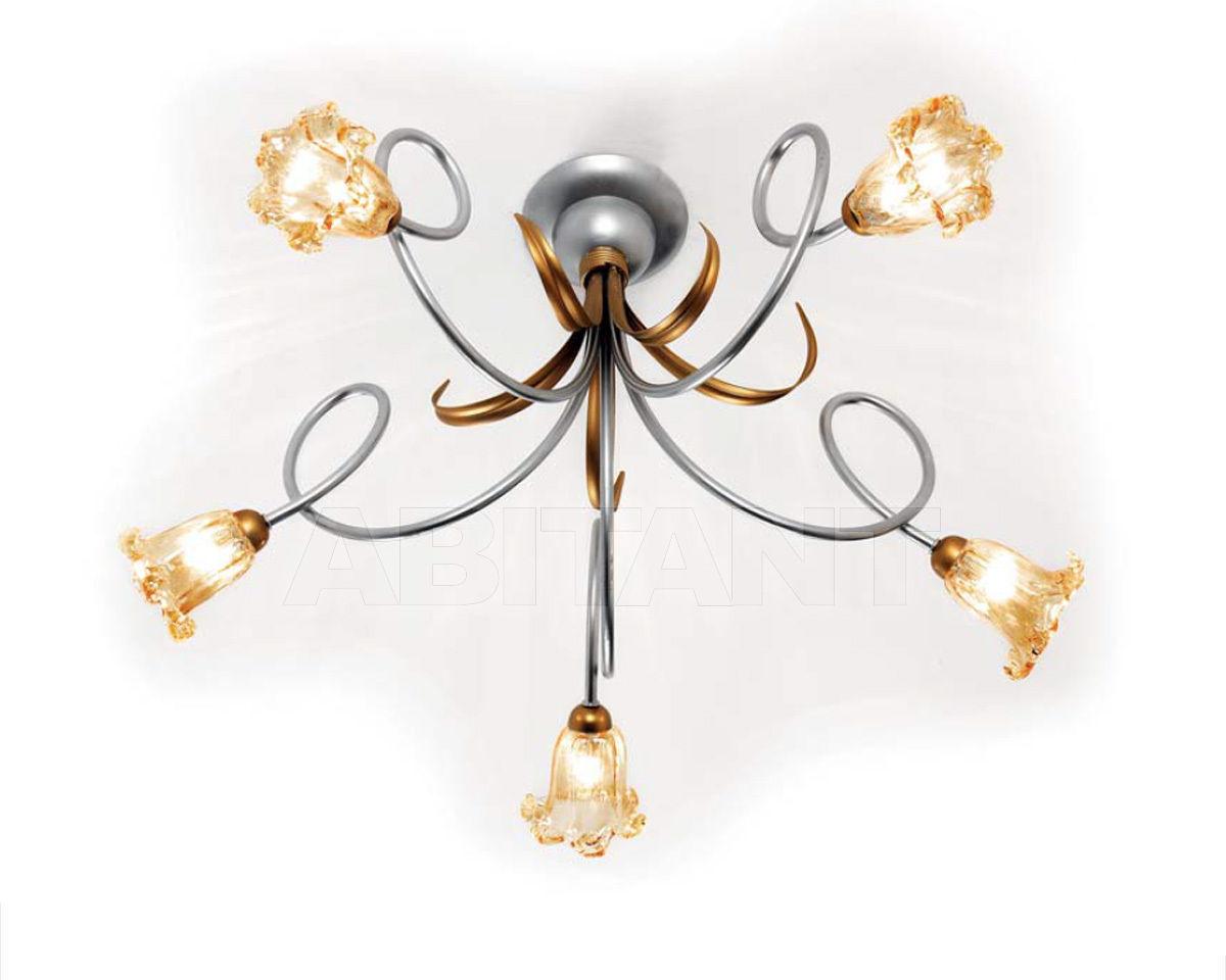 Купить Люстра Ciciriello Lampadari s.r.l. Lighting Collection FIRENZE plafoniera 5 luci