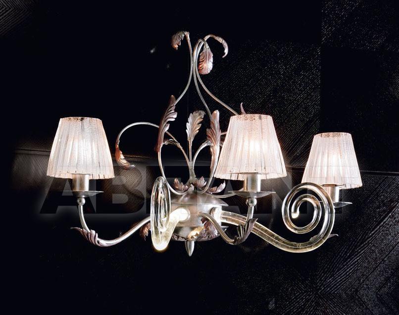 Купить Светильник настенный CORINTO Masca Sommary 1841/A3 * argento ametista