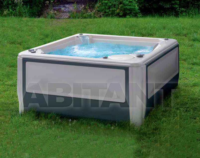 Купить Ванна гидромассажная Glass 1989 S.r.l. Myspa HD00A1000