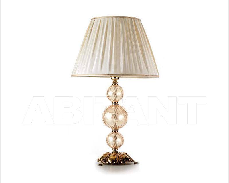 Купить Лампа настольная Ciciriello Lampadari s.r.l. Lighting Collection NEW AMBER lume grande