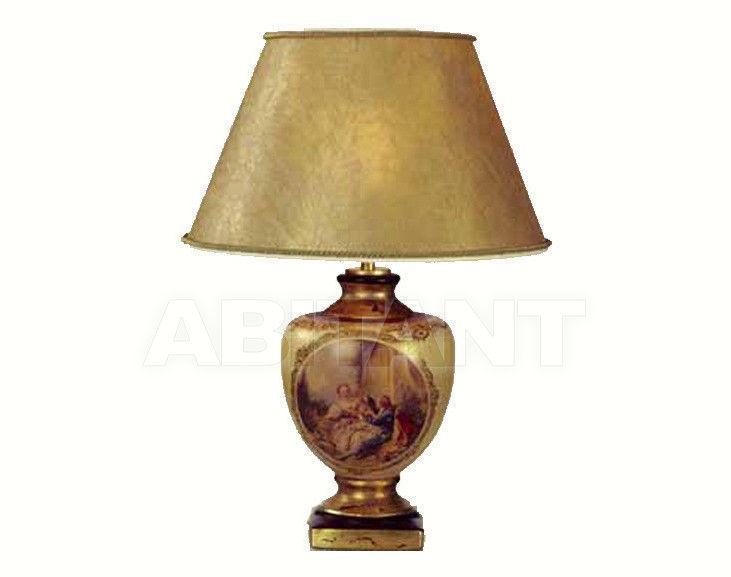 Купить Лампа настольная Sarri Romantique 04780G M35