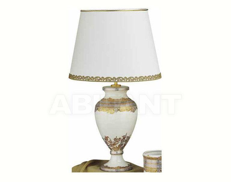 Купить Лампа настольная Sarri Versailles 90411G  B15
