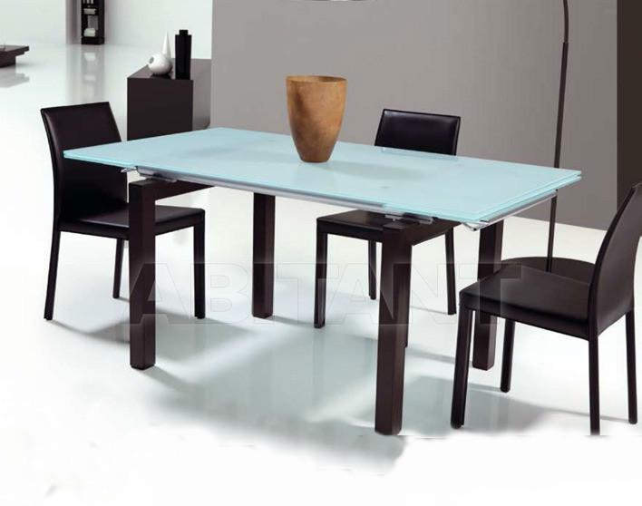 Купить Стол обеденный Di Lazzaro Tavoli Vetro CRISTAL - t 69