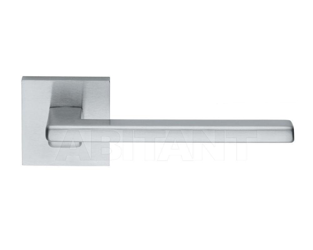 Купить Дверная ручка Valli&Valli 2012 H 1044 Q R8 chrome satin