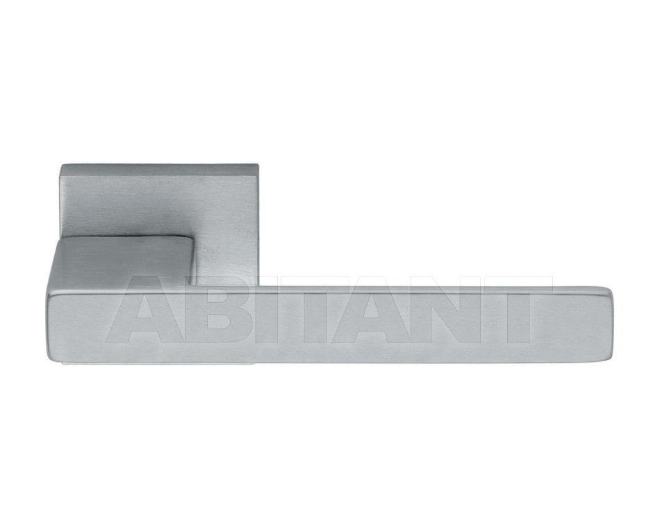 Купить Дверная ручка Valli&Valli 2012 H 1045 R8 chrome satin