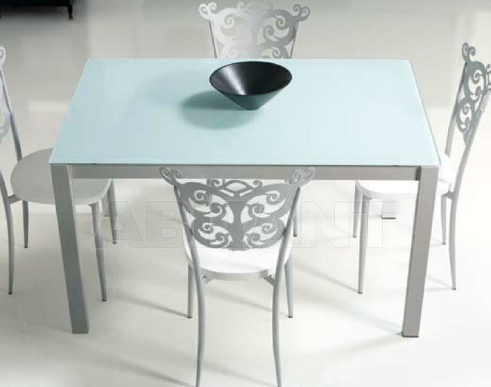 Купить Стол обеденный Di Lazzaro Tavoli Vetro Maxi - t 233
