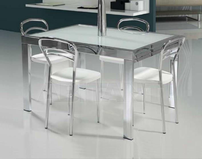 Купить Стол обеденный Di Lazzaro Tavoli Vetro OPEN - t 211