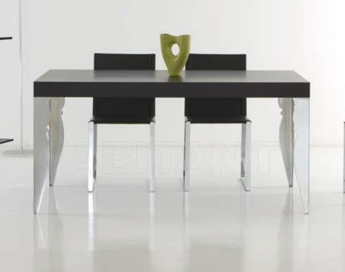 Купить Стол обеденный Di Lazzaro Tavoli Moderni REX - t 882