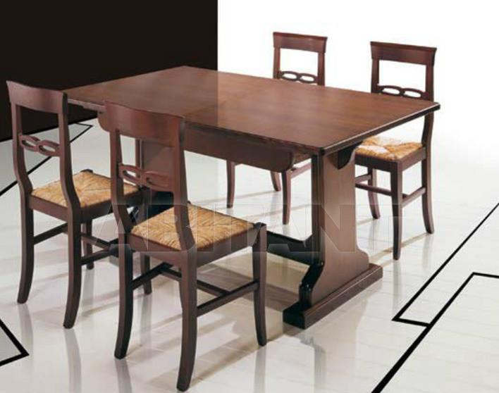 Купить Стол обеденный Di Lazzaro Tavoli Laminati CLASSICO - t 8