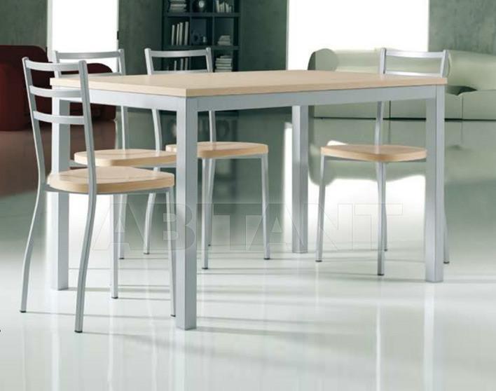 Купить Стол обеденный Di Lazzaro Tavoli Laminati Trend - t 42