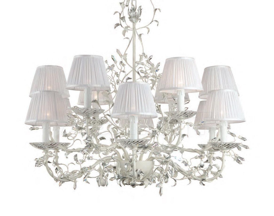 Купить Люстра Tredici Design Tredici Design Collections 1330.12CR CP