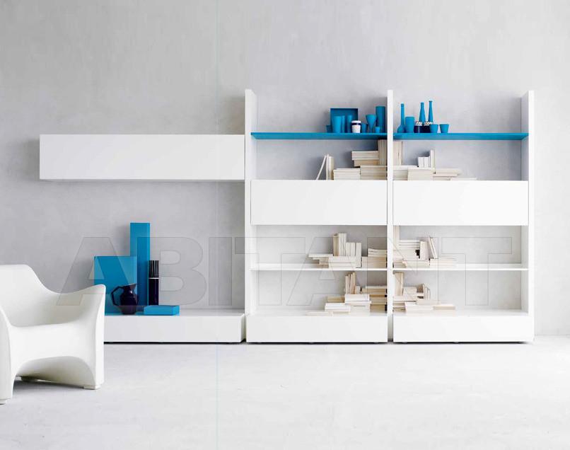 Купить Шкаф книжный Olivieri  Cube3 Composizione pag. 6-7