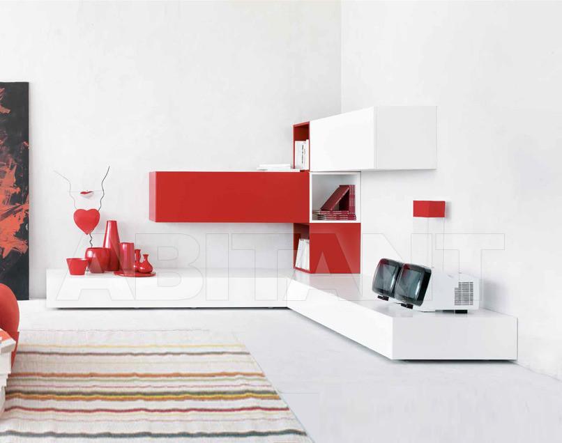 Купить Модульная система Olivieri  Cube3 Composizione pag. 62-63