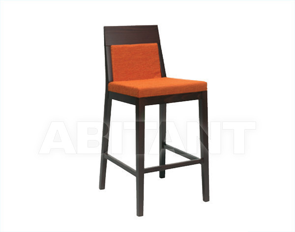 Купить Барный стул DOMINO Friul Sedie Sud Collezione 2011 SG352
