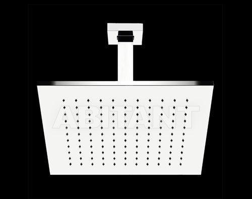 Купить Лейка душевая потолочная QUADRO Gessi Spa Bathroom Collection 2012 32803 238 Mirror Steel