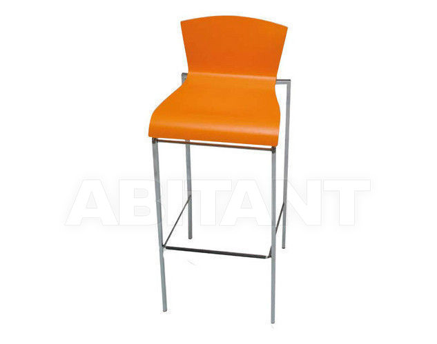 Купить Барный стул Di Lazzaro Sedie E Sgabelli In Metallo UGO FIx sgabello - 633