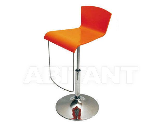 Купить Барный стул Di Lazzaro Sedie E Sgabelli In Metallo UGO GAS TONDO sgabello - 635