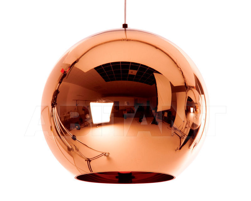 Светильник Copper Tom Dixon 2014 MSS45-PEUM