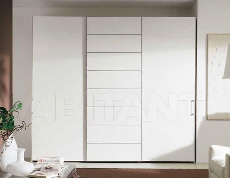 Купить Шкаф гардеробный Line Gianser La Notte Pratika pag. 156