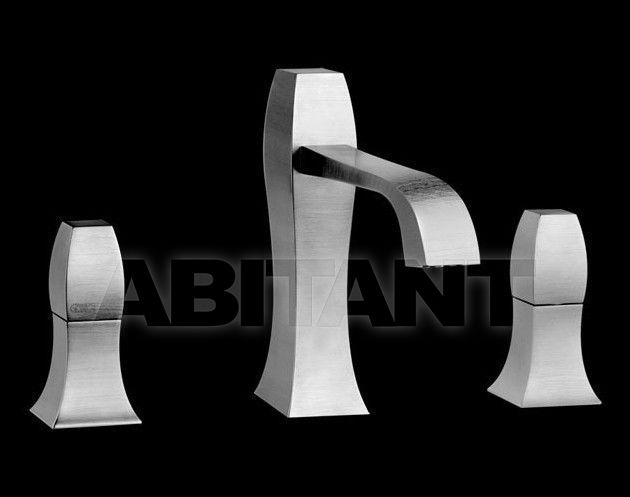 Купить Смеситель для раковины Gessi Spa Bathroom Collection 2012 31401 031 Хром