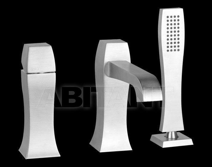 Купить Смеситель для ванны Gessi Spa Bathroom Collection 2012 31137 031 Хром