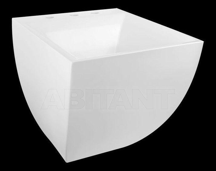 Купить Раковина подвесная MIMI Gessi Spa Bathroom Collection 2012 37509 515 Ceramilux